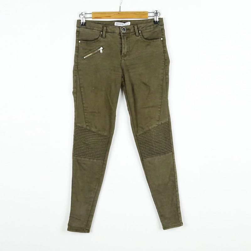 Pantalon slim 34 ZARA