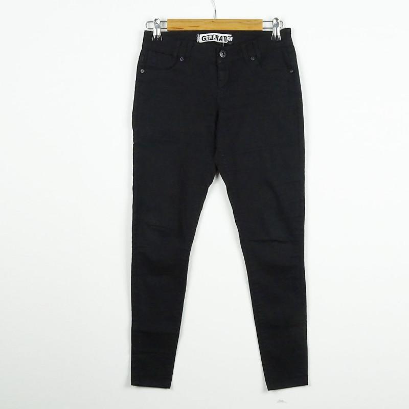Pantalon slim 34 DENIM