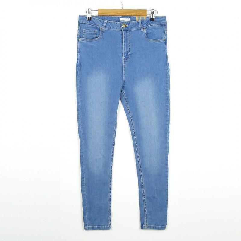 Pantalon slim 44 BY GEMO