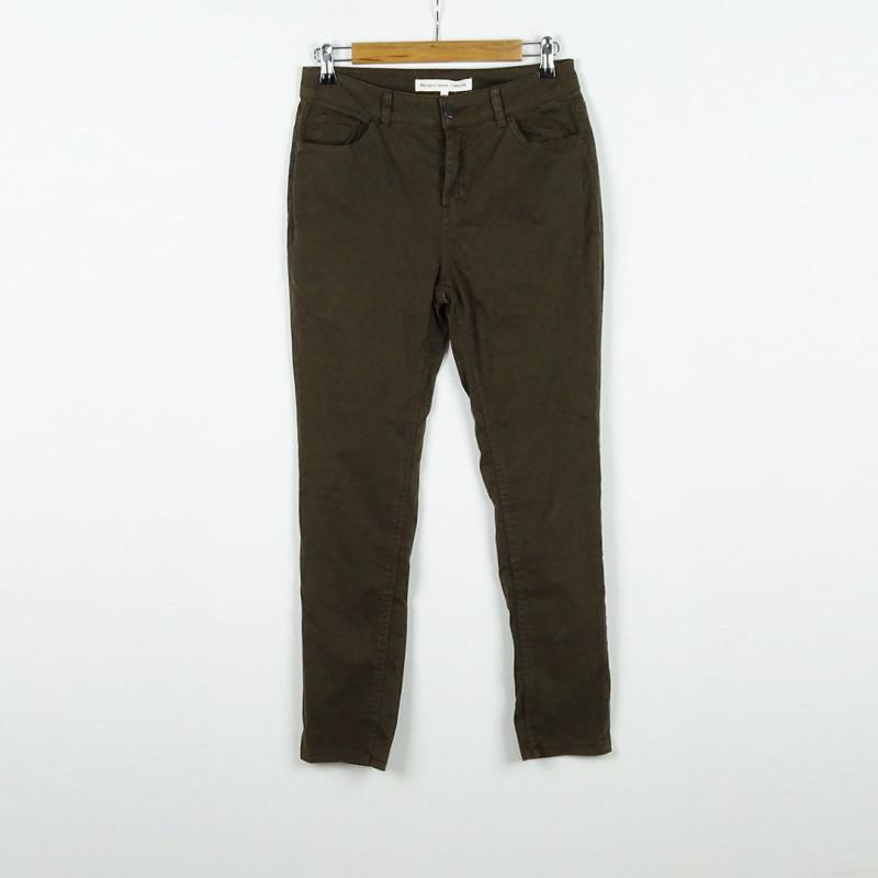 Pantalon slim 36 MONOPRIX MODE
