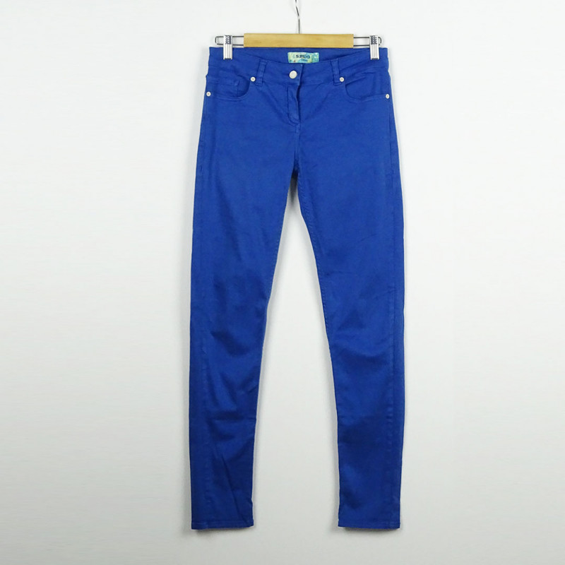 Pantalon slim 36 SASIO