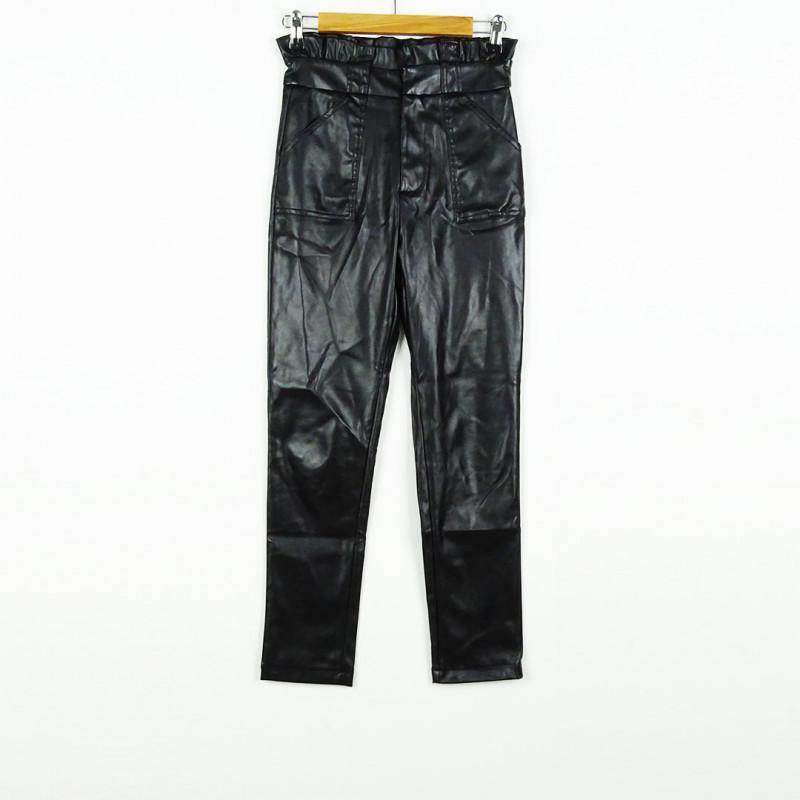Pantalon slim S BOOHOO