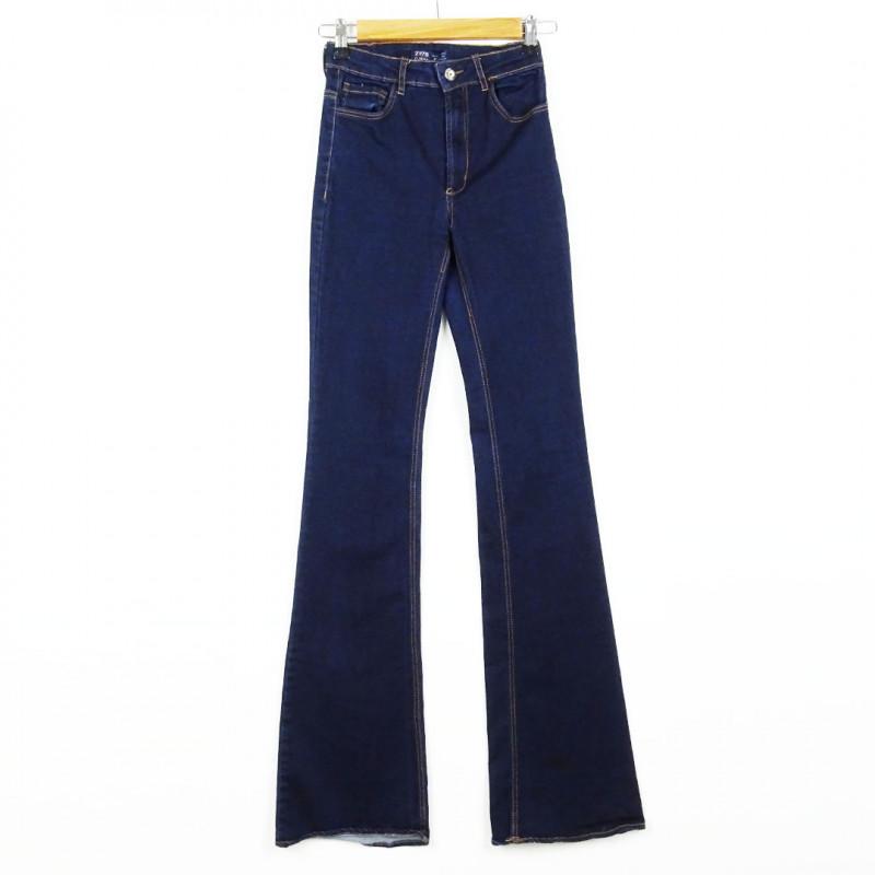Pantalon large 36 ZARA