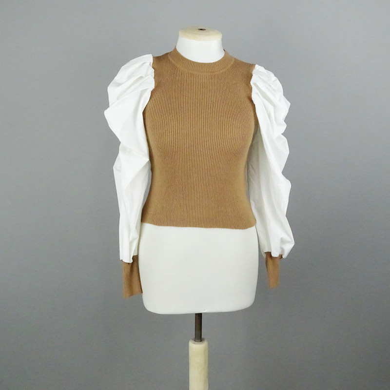 T-shirt manches longue Standard WHITE ICY