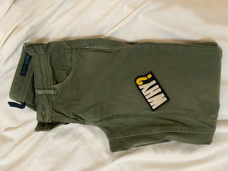 Pantalon 34 BENETTON