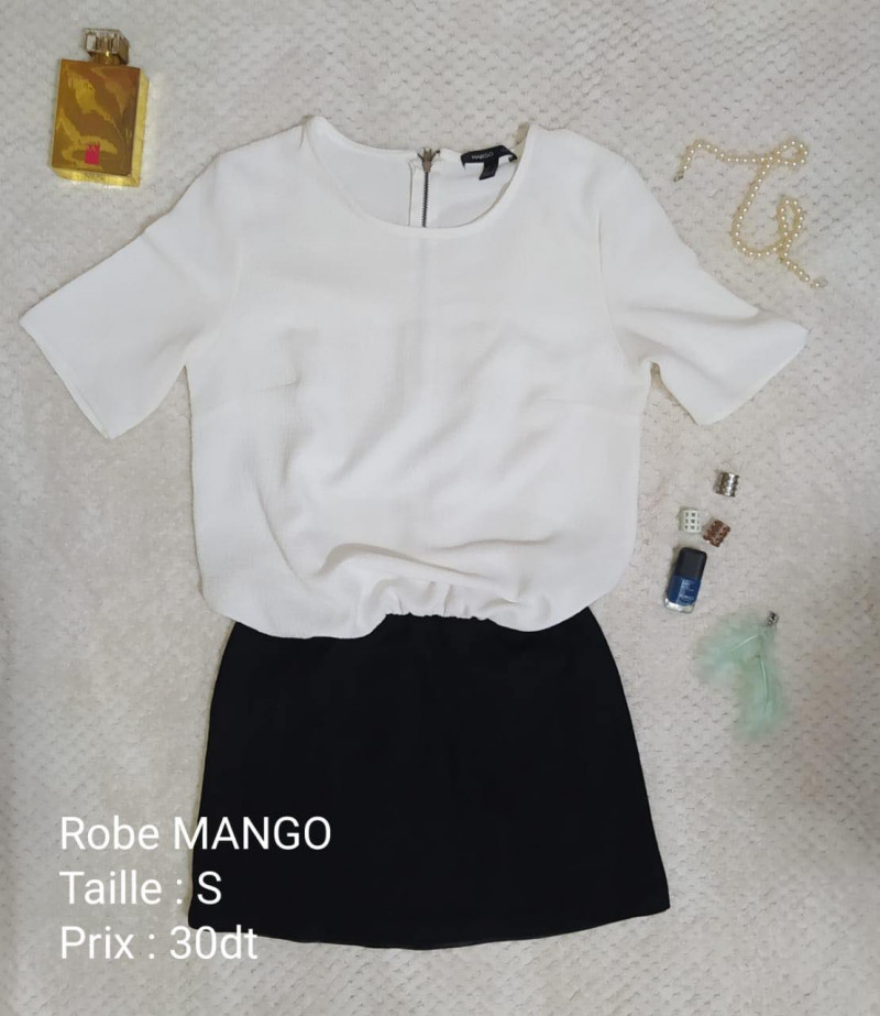 Robe business 34 MANGO