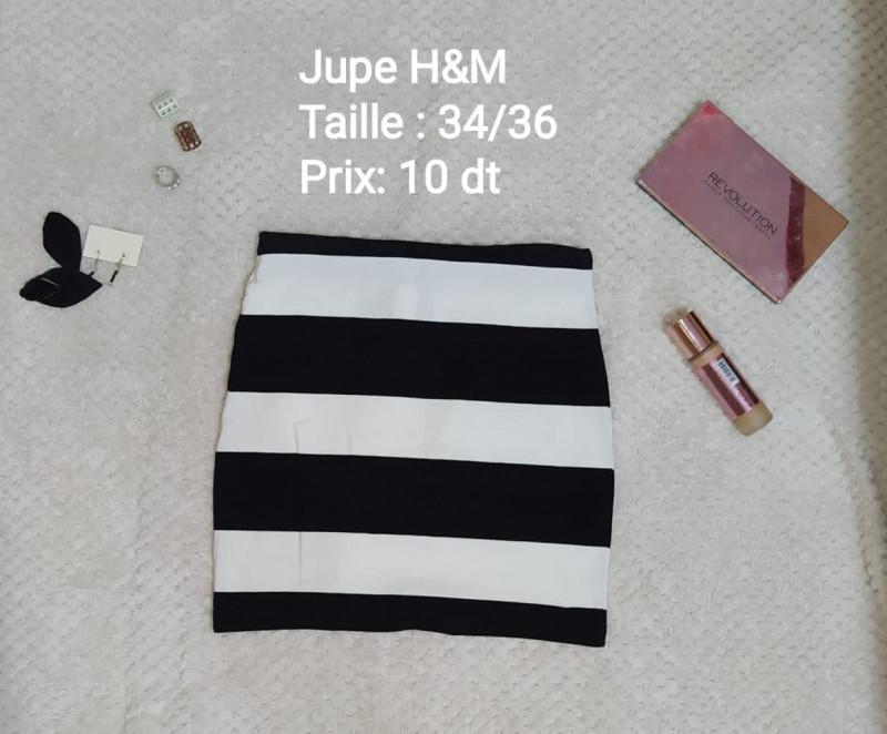 Jupe S H&M