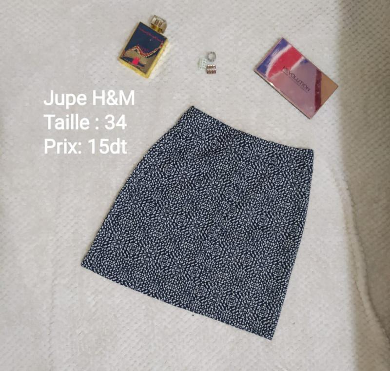 Jupe 34 H&M