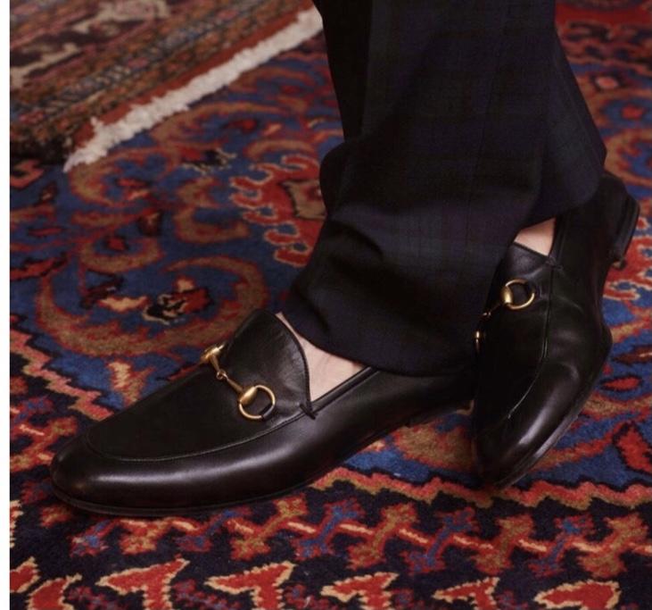Chaussures de ville 45 GUCCI
