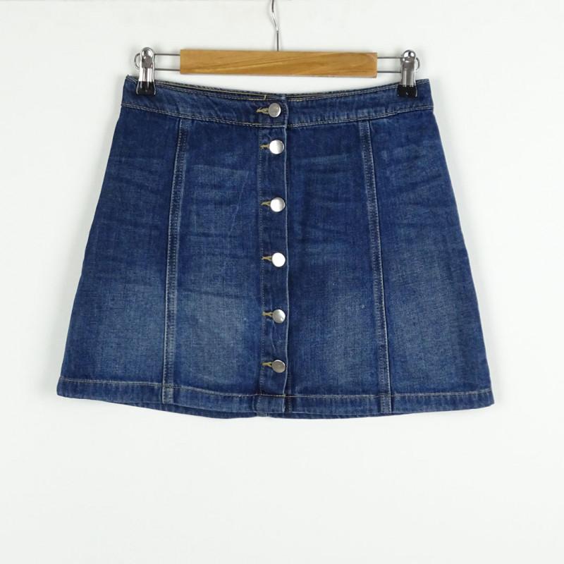 Jupe en jean S H&M