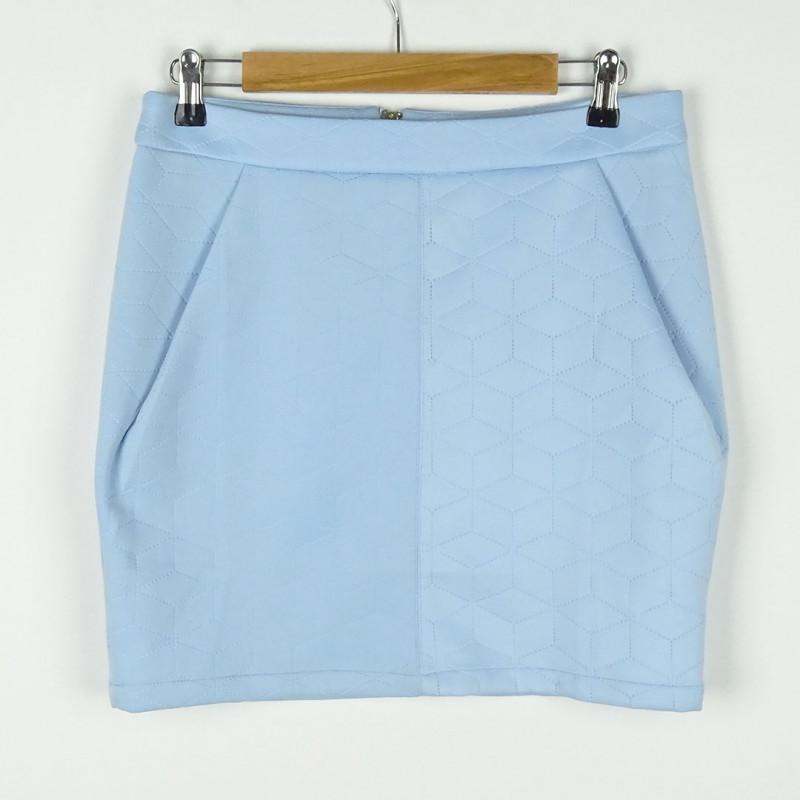 Mini-jupe L IM