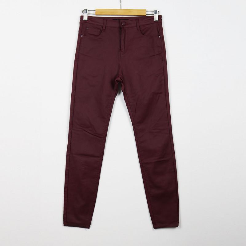 Pantalon slim 36 STRADIVARIUS
