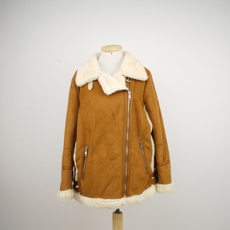 Manteau d'hiver L PULL AND BEAR