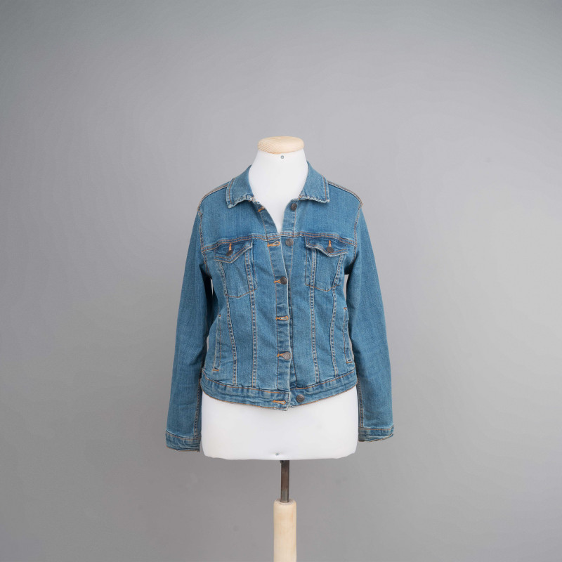 Veste jean XL PULL AND BEAR