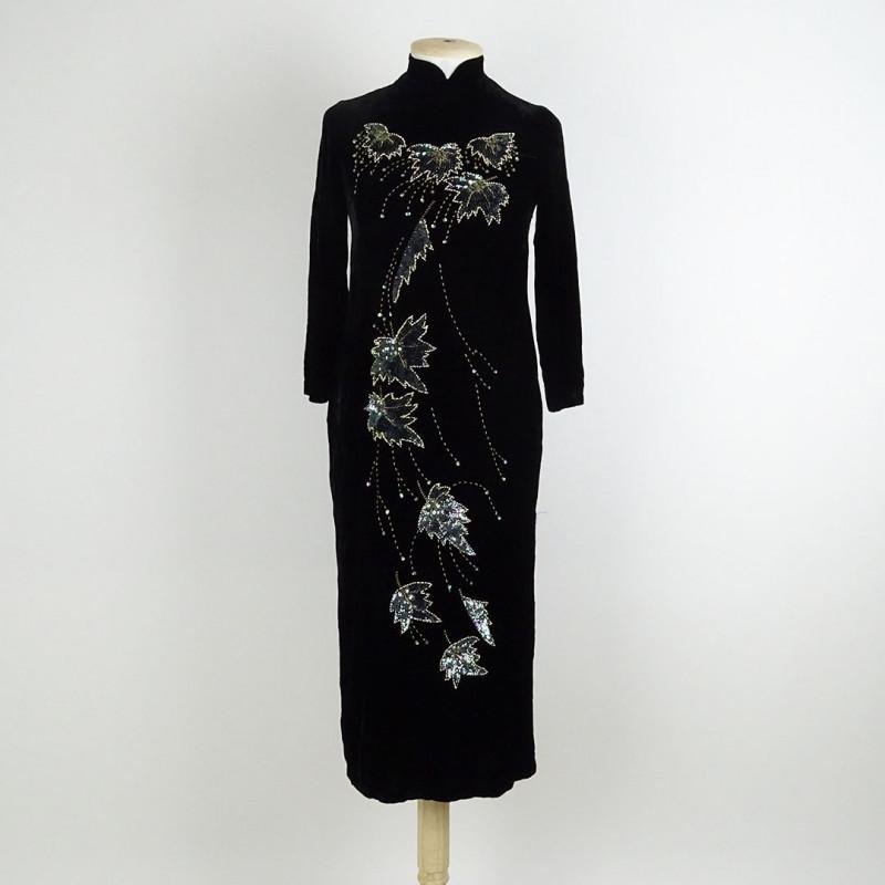Robe mi-longue 36 (SANS MARQUE)