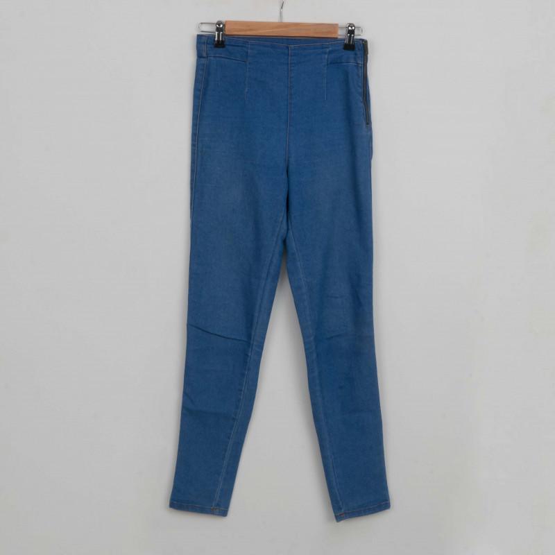 Pantalon slim 36 PULL AND BEAR