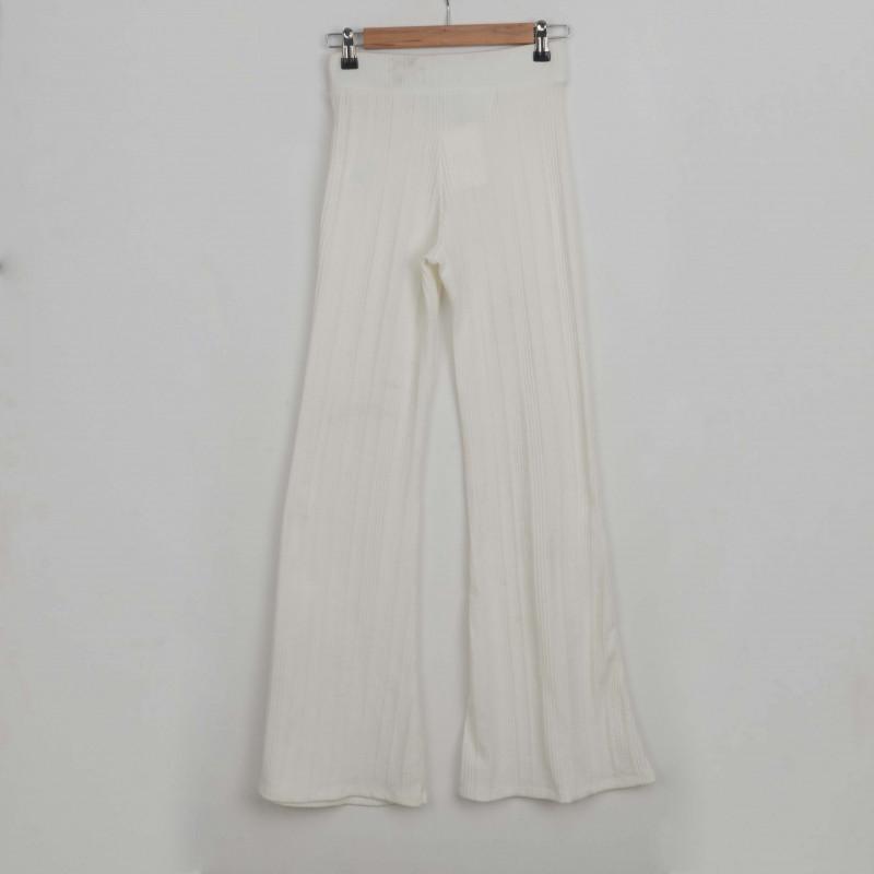 Pantalon large S BERSHKA